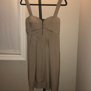 Jessica Simpson Tan Dress size 6